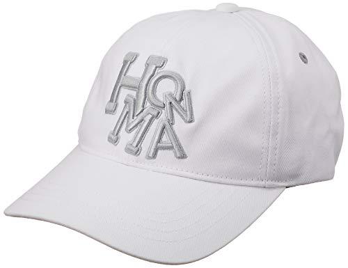 本間ゴルフ HONMA 831-315621 メンズ ホワイトグレー FREE(57~59cm)