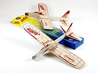 product image for Guillow Jetfire Twin Pack 24 Piece (48 Airplanes) Display Pack