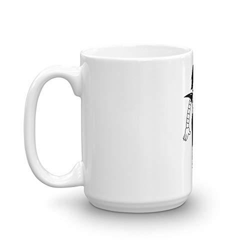 Mettaton EX Undertale Mug 15 Oz White Ceramic