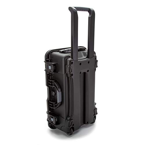 Nanuk 935 Waterproof Carry-On Hard Case with Wheels and Foam Insert - Black by Nanuk (Image #2)