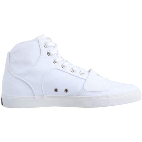 Creative Recreation Mens Cesario Xvi Mid Sneaker White