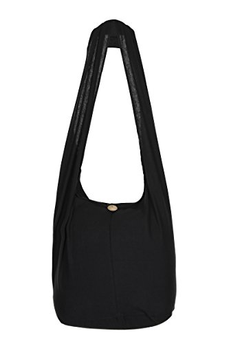 Sling Thai Black Monk Hippie Thai Bag Hippie t76wzSqzW