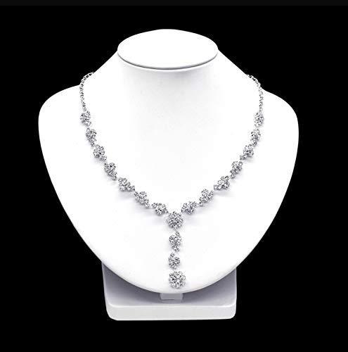 Buy wedding bridal womans crystal flower decor