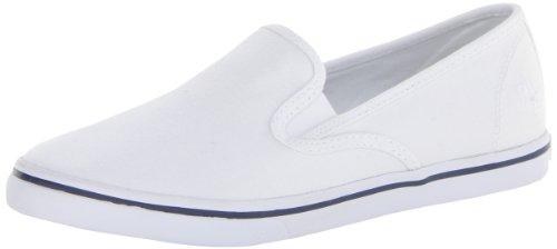 Lauren Ralph Lauren Damen Janis Fashion Sneaker RL Weiß