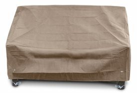 KoverRoos 36350 Deep 2-Seat Sofa Cover, Choose Fabric Color: