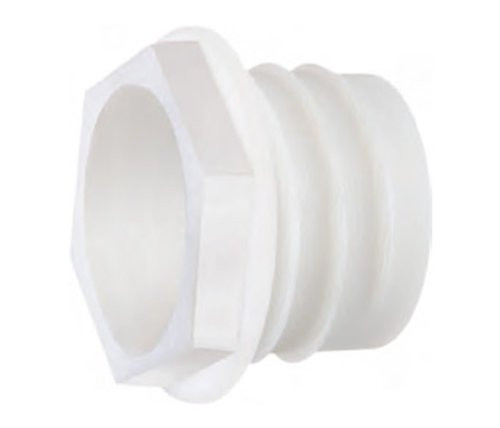 Arlington WB200 2-Inch Wire Bushings, For Low Voltage Installation, White, 50-Pack