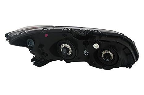 TYC 20-9210-90-1 Honda Civic Left Replacement Head Lamp