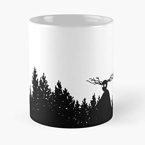 Over The Garden Wall Otgw Beast Wirt -funny Gifts For Men And Women Gift Coffee Mug Tea Cup White-11 Oz.