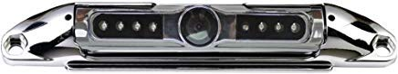 BOYO VTL400CIR Bar-Type License Plate Camera with IR Night Vision & Parking-Guide Lines (Chrome) electronic consumer