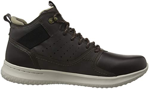 Sneaker Chocolate Skechers Ortego Delson Uomo Chocolate Marrone AnxP0RqO