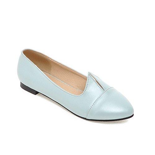 BalaMasa , Sandales Plateforme femme Bleu
