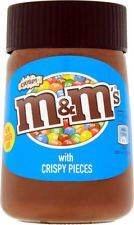 M&M's Crispy Chocolate Spread New Flavour 350g