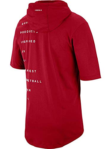 08611234 Jordan Sportswear 23 Men's Hooded T-Shirt - AA1915 at Amazon Men's Clothing  store: