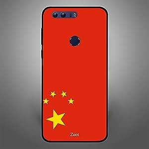 Huawei Honor 8 China Flag