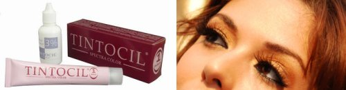 Tintocil Auburn Cream Dye Brow Tint