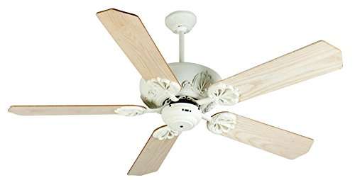 (Craftmade K10908 Ceiling Fan Motor with Blades Included, 52