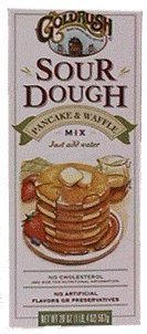 Goldrush Sourdough Pancake / Waffle Mix by Gold Rush (Sourdough Pancakes)