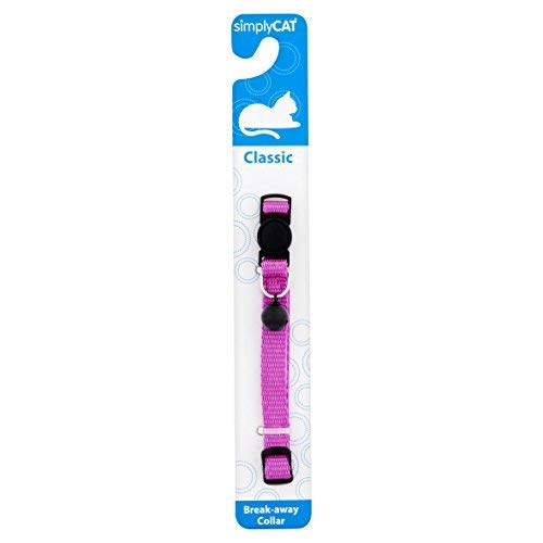 Simply Cat Classic Purple Basic Collar