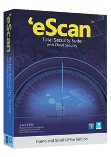 eScan Total Security Suite with Cloud Security premium total security Antivirus 2019 includes Internet Security Cloud…
