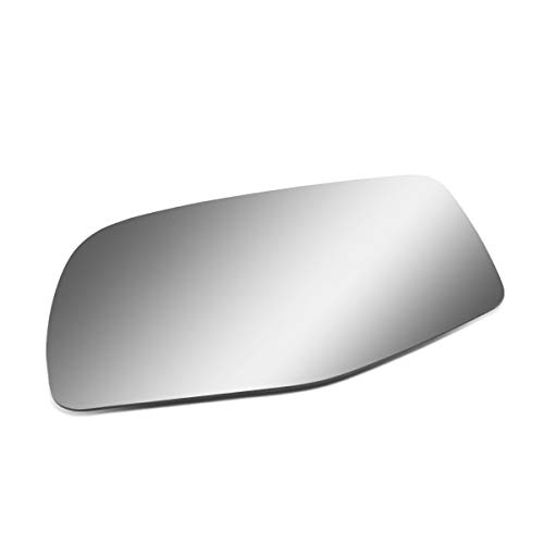 Driver/Left Side Door Rear View Mirror Glass Lens Replacement for 1990-1997 Ford Aerostar/F150/Super Duty