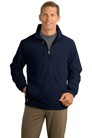 1/2 Zip Wind Jacket - 2