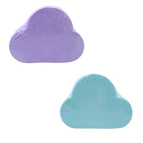 - NewKelly Salt Bath Bomb Massage Bath Bubble Ball Skin-Care 2pcs Soap Rainbow Ball Bath