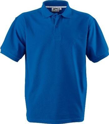 Unbekannt Slazenger Plain Polo para Hombre Hecho de 100% algodón ...