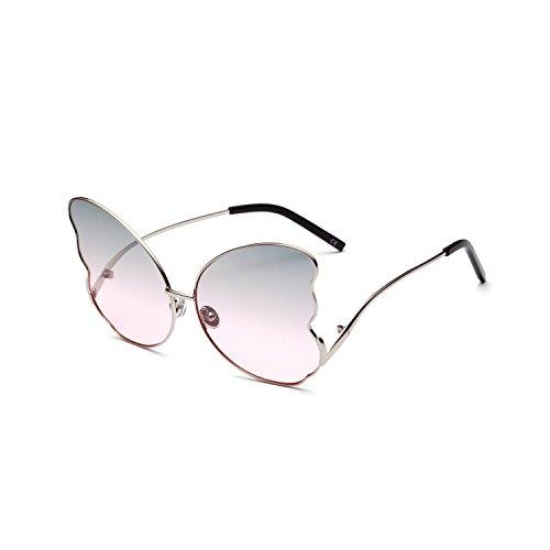 Libre Polarizado Vintage Redondo inspirado Sunglasses Gafas metálico de polarizadas Clásico Sol Aire UV400 al Portección Unisex RwHPqI