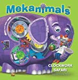 img - for Mekanimals Clockwork Safari (Mekanimals) book / textbook / text book