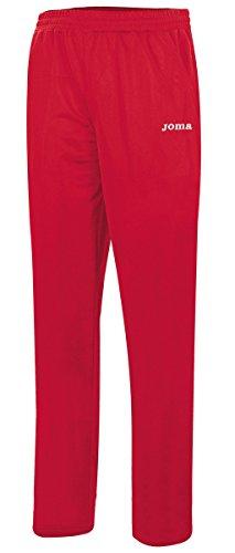 Joma Team - Pantalón largo deportivo unisex Rojo