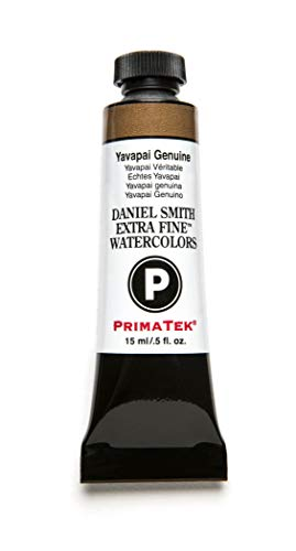 - DANIEL SMITH Extra Fine Watercolor 15ml Paint Tube, Yavapai Genuine