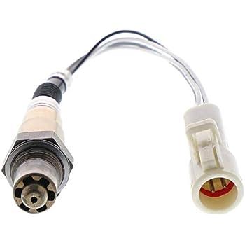 NGK NTK Downstream Left O2 Oxygen Sensor for 2005-2007 Ford Five Hundred pi