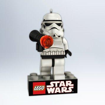 1 X Imperial Stormtrooper 2012 Hallmark Ornament