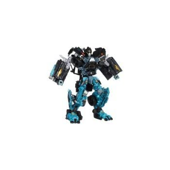 Transformers Dark Of The Moon Mechtech Leader Class Ironhide