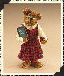 Boyds Bears Shoe Box - Miss Tuttle 4.25