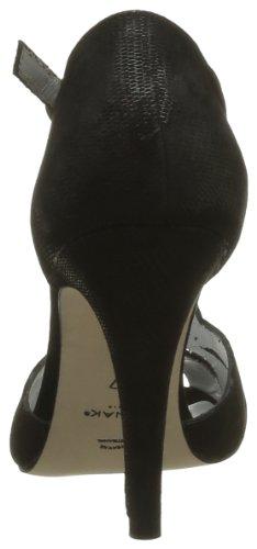 Jonak 277 - Sandalias de Vestir de cuero mujer negro - negro