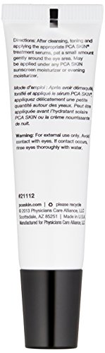 PCA SKIN EyeXcellence, Hydrating Eye Cream for Dark Circle & Puffiness, 0.5 ounce