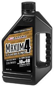MAXUM 4 BLEND 20W50 GAL by Maxima