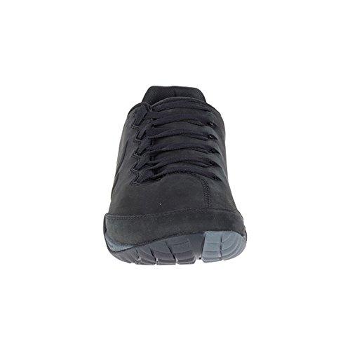 Emboss Merrell Black Noir Homme Parkway Chaussures vvaA7