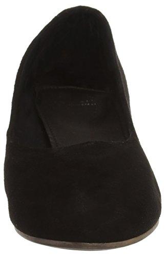 schwarz Ballerine Jamilla Donna Black 20 Nero Vagabond 6qfPIw5x6