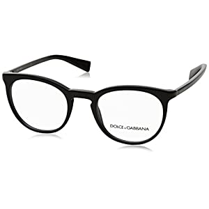 Dolce & Gabbana Men's DG3269 Eyeglasses Black 51mm