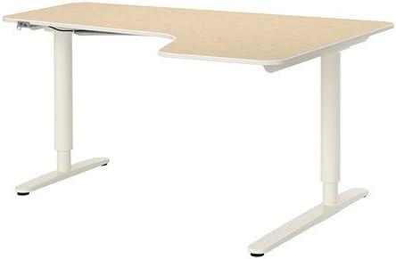 Ikea 34382.8814.202 - Escritorio esquinero derecho con ...