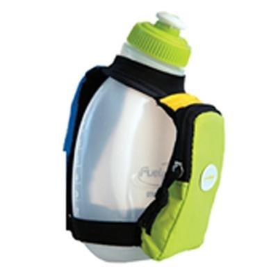 Fuel Belt Sprint Palm Holder Water Bottle – 10oz The Brazilian, One Size, Outdoor Stuffs