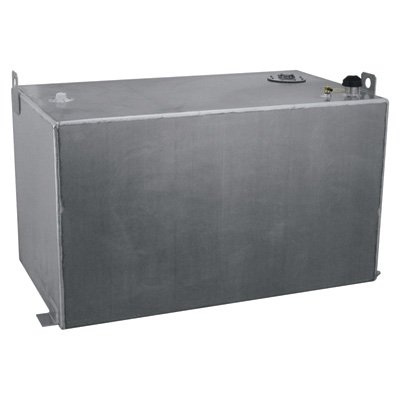 RDS Manufacturing Heavy-Duty Aluminum Transfer/Auxiliary Fuel Tank - 200 Gallon, Model# 73217