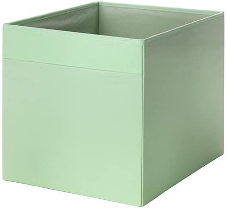 IKEA MOLGER gopan Caja de almacenaje en verde claro, (30 x 30 x 25 cm), para Series: Amazon.es: Hogar