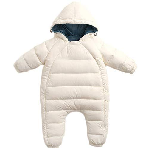 83f6c1032 Galleon - REWANGOING Baby Infant Toddler Girls Boys One Piece Winter ...