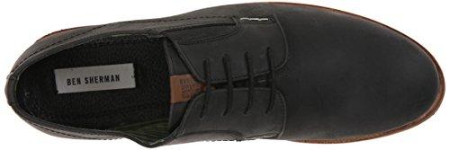 Barnett Sneaker Mens Ben Sherman Mens Black Ben Sherman Fashion Hw0wXBxq