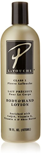 Pierre La TOUCHE Body and Hand Lotion, 16 Ounce