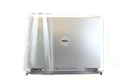 - Genuine Dell UF165 NF882 Inspiron 6400, E1505, 1501 Laptop Notebook LCD Cover Top Lid Bezel Kit 15.4