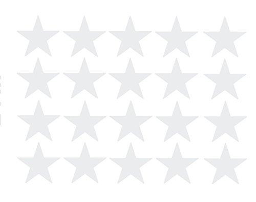 Vinly Art Decal Words Quotes Americana Stars for Bedroom Home décor